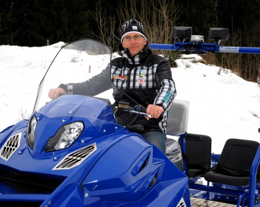 Fabrizio Dalle Ave Presid Gruppo Sportivo Alpini Asiago web