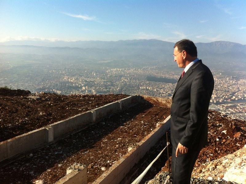 Mayor of Antakya