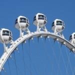 La più grande ruota panoramica del mondo con la tecnologia LEITNER