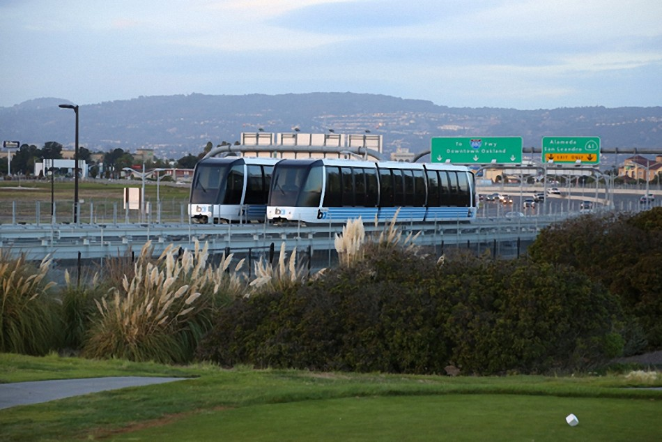 Immagine Bay Area Rapid Transit