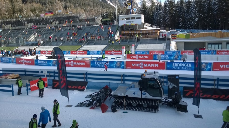 NEW HUSKY @ Biathlon World Cup Antholz-Anterselva