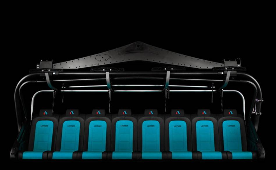 La nuova seggiola Premium Chair