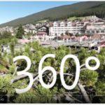 Alpe di Siusi, la prima funivia visitabile a 360 gradi in un video 4K