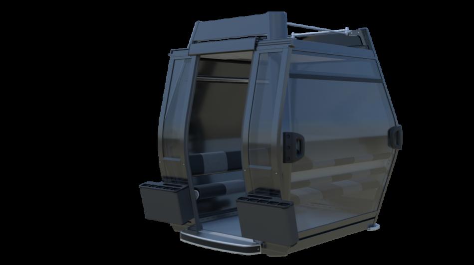 Evo la nuova era delle cabine leitner ropeways for Alloggio ad ovest delle cabine