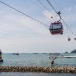 Busan Air Cruise,  una spettacolare cabinovia sull'oceano