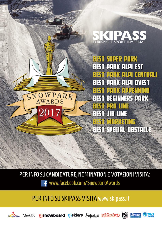 2017-10-01 Skipass 2017: tornano gli Awards