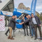 Consegna del millesimo generatore Demaclenko prodotto nel 2017 a Ski Carosello Corvara