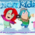 02-06-2018 MND in collaborazione con FIS per portare i bambini in sicurezza sulla neve