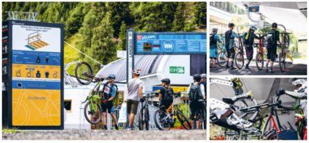 Esordio austriaco per il sistema bike clip