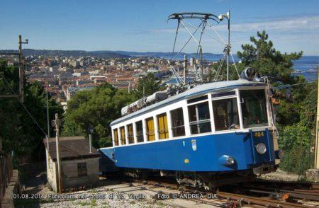 Non dimentichiamo la tranvia funicolare Trieste - Opicina
