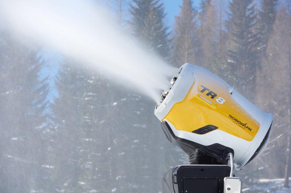 TechnoAlpin conquista i Giochi Olimpici Invernali del 2022 ...