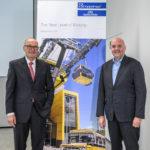 Doppelmayr Holding SE realizza un fatturato record di 935 milioni di Euro. Aumento del 10,5% nel 2018/19