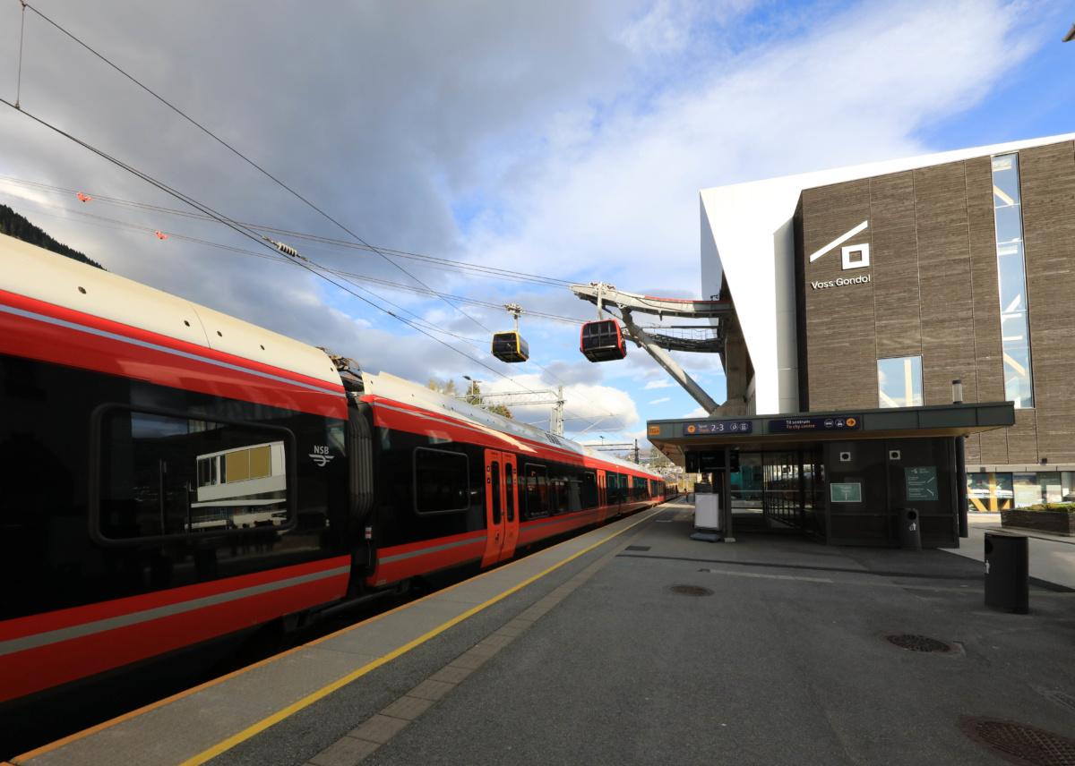 L'Hi-Tech made in Italy conquista la Scandinavia, a Voss nasce la cabinovia dei fiordi