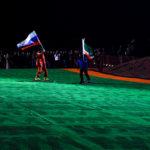 In Cecenia, a Veduchi, la pista da sci Neveplast più lunga del mondo.