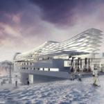 La nuova cabinovia Olang 1+2, potenza e tecnologia Doppelmayr sotto un'onda di cristallo