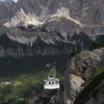 Nidec ASI porta in quota i turisti di Cortina d'Ampezzo con la rinnovata funivia Faloria