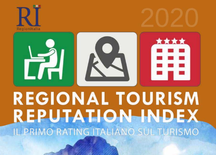 Turismo. Il rating della reputazione di Demoskopika per il 2020