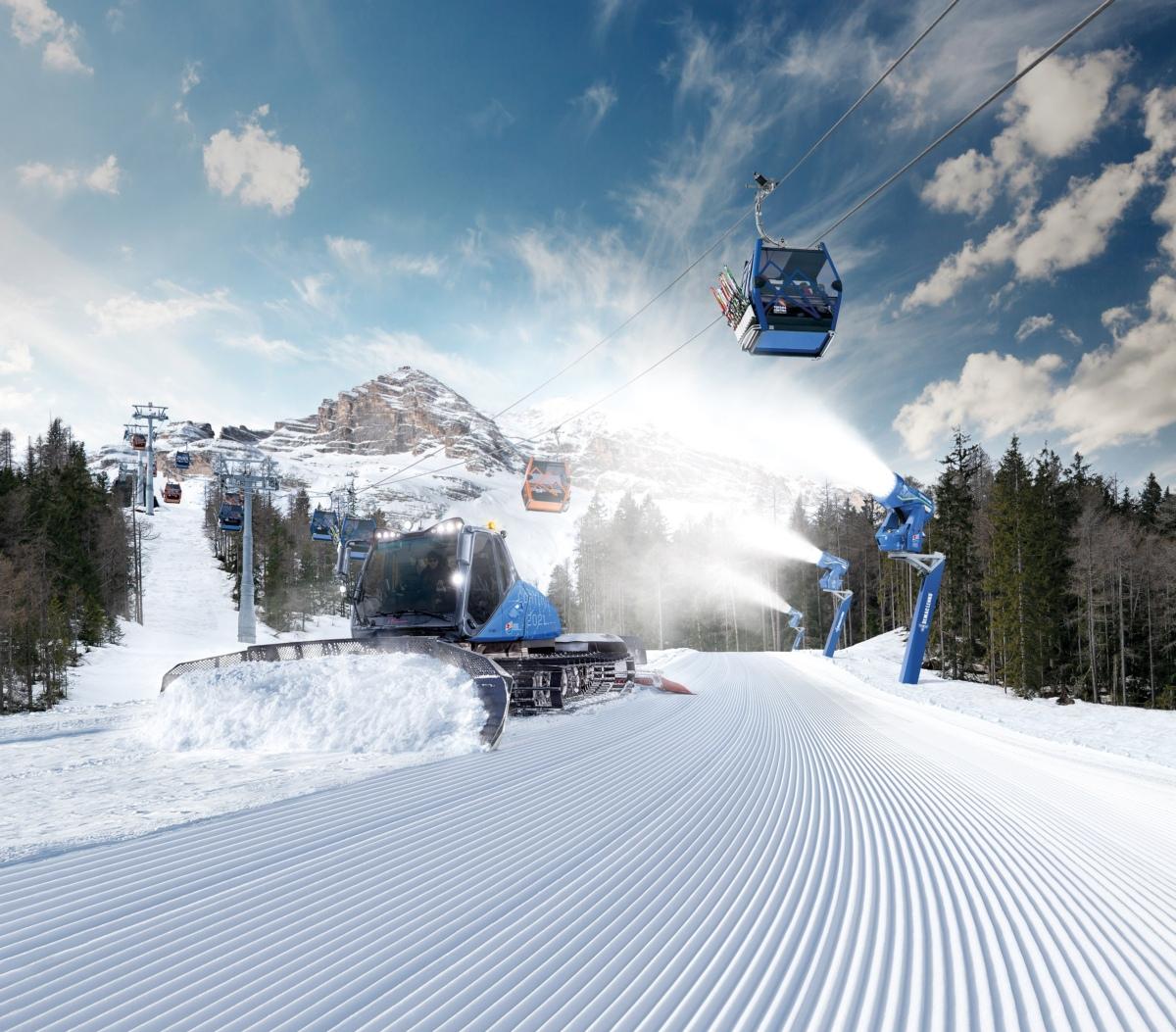 LEITNER, Prinoth e Demaclenko protagonisti ai Mondiali di sci alpino di Cortina 2021