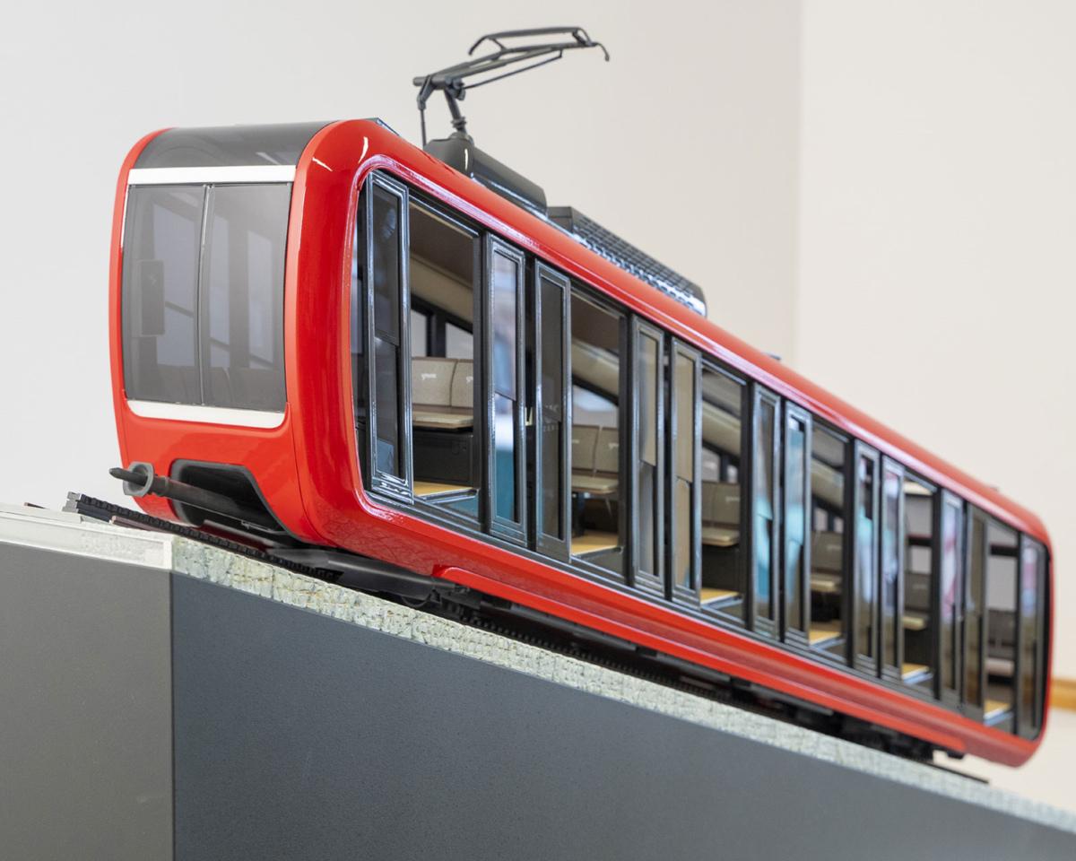 Nuovo materiale rotabile per la ferrovia a cremagliera del Pilatus a Lucerna