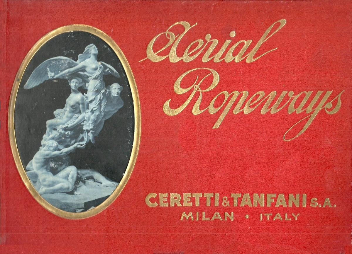 Catalogo Ceretti e Tanfani 1929