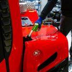 Pistenbully con carburante HVO, 90% in meno di emissioni di CO2